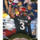 EZELL RUFFIN 2015 Upper Deck UD Star #52 ROOKIE San Diego State WR