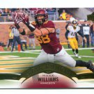MAXX WILLIAMS 2015 Upper Deck UD Star #59 ROOKIE Minnesota Gophers RAVENS TE