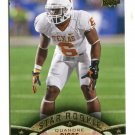 QUANDRE DIGGS 2015 Upper Deck UD Star #68 ROOKIE Texas Longhorns DETROIT LIONS CB