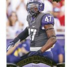 PAUL DAWSON 2015 Upper Deck UD Star #94 ROOKIE TCU Horned Frogs BENGALS LB