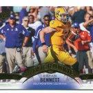 BRYAN BENNETT 2015 Upper Deck UD Star #105 ROOKIE Southeastern Louisiana QB