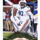 GABE WRIGHT 2015 Upper Deck UD Star #111 ROOKIE Auburn Tigers DETROIT LIONS DL