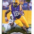TERRENCE MaGEE 2015 Upper Deck UD Star #114 ROOKIE LSU Tigers RB