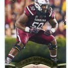 A.J. AJ CANN 2015 Upper Deck UD Star #144 ROOKIE South Carolina Gamecocks JAGUARS GUARD