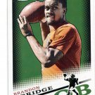 BRANDON BRIDGE 2015 Sage Hit LOW Series #7 ROOKIE South Alabama QB