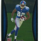 MARIO MANNINGHAM 2008 Bowman Chrome #BC98 ROOKIE NY Giants MICHIGAN Wolverines
