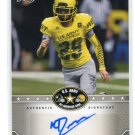 KEVIN ROBLEDO 2015 Leaf Army All-American Football AUTO FLORIDA STATE Seminoles #d/50