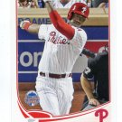 DOMONIC BROWN 2013 Topps Update All-Star #US309 Philadelphia Phillies