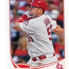MATT ADAMS 2013 Topps Update #US4 St. Louis Cardinals