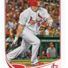 MATT ADAMS 2013 Topps Update #US213 St. Louis Cardinals