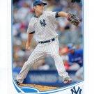 DAVID PHELPS 2013 Topps Update #US127 New York NY Yankees