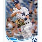 JAYSON NIX 2013 Topps Update #US262 New York NY Yankees