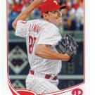 JOHN LANNAN 2013 Topps Update #US280 Philadelphia Phillies