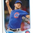 JUSTIN GRIMM 2013 Topps Update #US17 ROOKIE Chicago Cubs