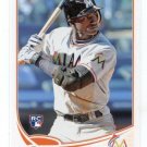 ADEINY HECHAVARRIA 2013 Topps Update #US32 ROOKIE Miami Marlins