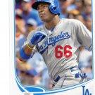 YASIEL PUIG 2013 Topps Update #US46 ROOKIE Dodgers