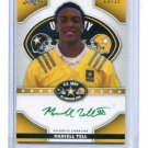 MARVELL TELL 2015 Leaf Army All-American TOUR AUTO USC Trojans SAFETY 4* #d/25