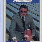 JOE PATERNO 1992 Front Row Second Mile PENN STATE  *  Original  *  Rare PROMO Version