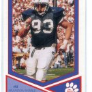 BRANDON NOBLE 1996 Penn State Second Mile College Card COWBOYS DT