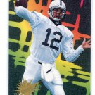 KERRY COLLINS 1995 Fleer NFL Prospects INSERT #6 ROOKIE Penn State CAROLINA Panthers QB