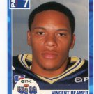 VINCENT BEAMER 2003 Big 33 Pennsylvania PA High School card WEST VIRGINIA Mountaineers