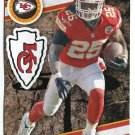 JAMAAL CHARLES 2014 Fathead Tradeables #8 KC Chiefs TEXAS Longhorns