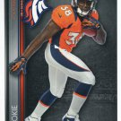 MONTEE BALL 2013 Fathead Tradeables #57 ROOKIE Broncos WISCONSIN Badgers