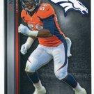 VON MILLER 2013 Fathead Tradeables #13 Broncos TEXAS A&M Aggies