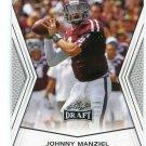JOHNNY MANZIEL 2014 Leaf Draft #JM1 ROOKIE TEXAS A&M Browns QB Quantity QTY