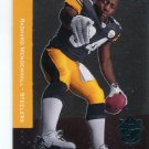 RASHARD MENDENHALL 2008 Upper Deck SP #245 ROOKIE Steelers ILLINOI Illini