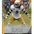 JAYLON SMITH 2016 Leaf Draft GOLD SP #37 ROOKIE Notre Dame Irish DALLAS COWBOYS