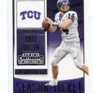 ANDY DALTON 2016 Panini Contenders #9 TCU Horned Frogs BENGALS QB