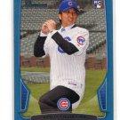 KYUJI FUJIKAWA 2013 Bowman BLUE SP #174 ROOKIE Chicago Cubs #d/500