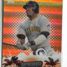 STARLIN MARTE 2013 Topps Spring Fever INSERT #SF-33 Pittsburgh Pirates