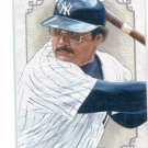 REGGIE JACKSON 2014 Topps Museum Collection CANVAS SP #CCR-42 New York NY Yankees HOF