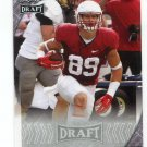 DEVON CAJUSTE 2016 Leaf Draft #28 ROOKIE Stanford Cardinal SF 49ers WR