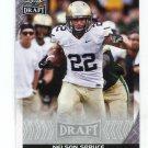 NELSON SPRUCE 2016 Leaf Draft #68 ROOKIE Colorado Buffalo WR