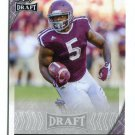 TRA CARSON 2016 Leaf Draft #83 ROOKIE Texas A&M aggies BENGALS RB