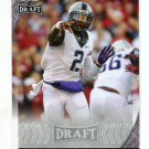 TREVONE BOYKIN 2016 Leaf Draft #85 ROOKIE TCU Horned Frogs SEAHAWKS QB