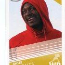 CAYLEB JONES 2016 Sage Hit Low #23 ROOKIE Arizona Wildcats WR
