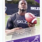AARON BURBRIDGE 2016 Sage Hit Low #25 ROOKIE Michigan State Spartans SF 49ers