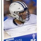 BRONSON KAUFUSI 2016 Sage Hit Low #11 ROOKIE Brigham Young BYU Ravens