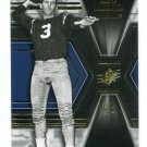 DARYLE LAMONICA 2014 Upper Deck SPx #47 Notre Dame Irish RAIDERS QB