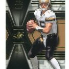 DREW BREES 2014 Upper Deck SPx #28 Purdue Boilermakers SAINTS QB