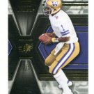 WARREN MOON 2014 Upper Deck SPx #36 Washington Huskies OILERS VIkings QB