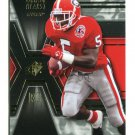 GARRISON HEARST 2014 Upper Deck SPx #38 Georgia Bulldogs SF 49ers