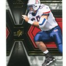 TEDY BRUSCHI 2014 Upper Deck SPx #16 Arizona Wildcats PATRIOTS
