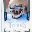AKEEM AYERS 2011 Panini Prestige #205 ROOKIE Titans UCLA BRUINS