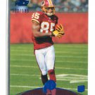 LEONARD HANKERSON 2011 Topps Prime BLUE SP #91 ROOKIE Miami Canes Hurricanes REDSKINS #d/599