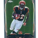 JEREMY HILL 2014 Topps Chrome #125 ROOKIE LSU Tigers BENGALS